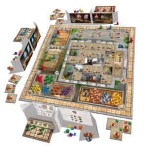 fresko- die besten Brettspiele für familien und Kenner