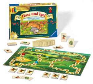 Hase und Igel - de besten Familienspiele