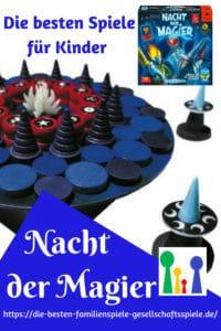 Nacht der Magier - die besten Kinderspiele