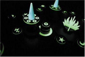 beste Gesellschaftsspiele : Nacht-der-magier-im-dunkeln