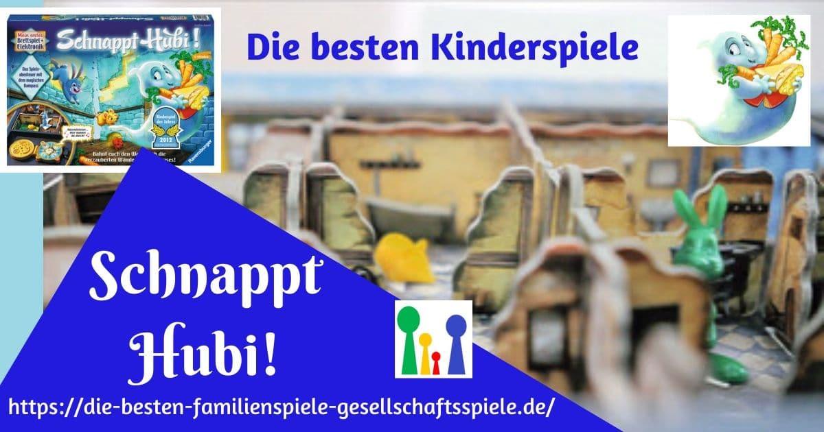 Schnappt Hubi - Kinderspiel des Jahres 2012