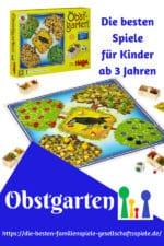 Obstgarten – Dein ALLERERSTES Brettspiel