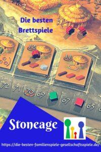 Stoneage  - die besten Brettspiele & Geselschaftsspiele