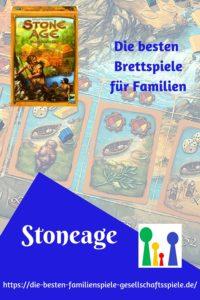 Stoneage - die besten Brettspiele für Familien