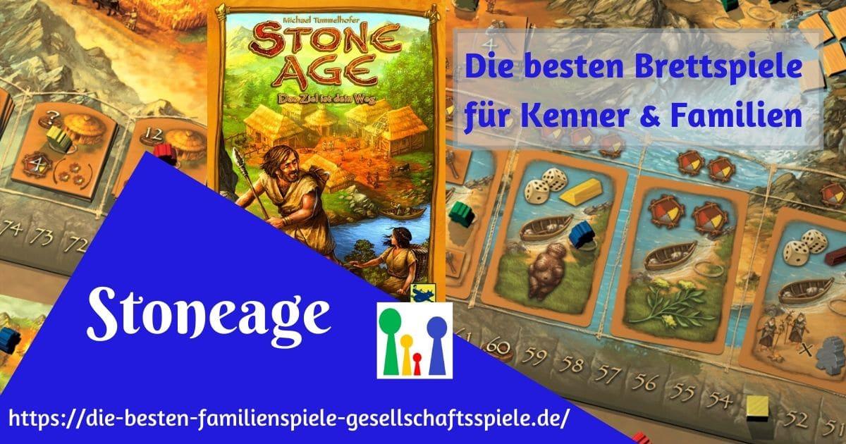 Stoneage - Die besten Brettspiele für Kenner & Familien