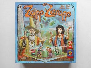 Zapp Zerapp - die besten Familienspiele