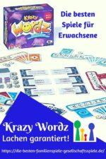 Krazy Wordz – zum Totlachen !