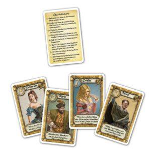 Love Letter - die besten Familienspiele & Gesellschaftsspiele