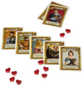 Love Letter Material - die besten Familienspiele