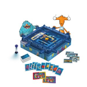 Monsterfalle -die besten familienspiele & Kinderspiele