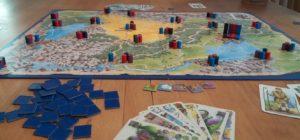 Elfenland Aufbau