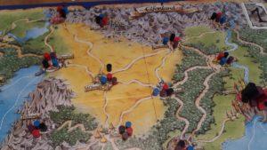 Elfenland Spielaufbau