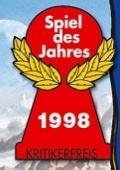 Elfenland - Spiel des Jahres 1998