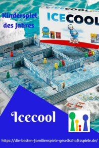 Icecool - die besten Kinderspiele & Familienspiele