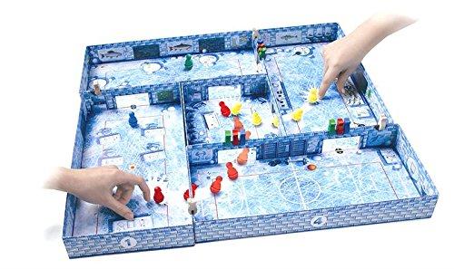 Icecool Spieaufbau