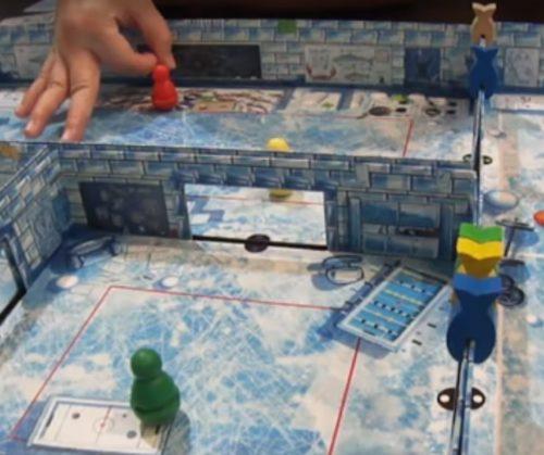 Icecool Spielzug