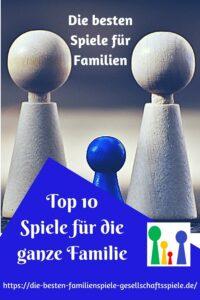 Top 10 aktuelle Spiele für die ganze Familie (1)