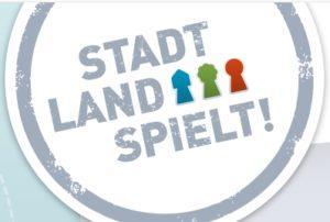 Stadt-Land-Spielt! - Veranstaltungstipp von Die besten Familienspiele