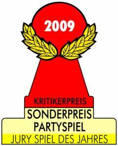 Gifttrap - Sonderpreis Partyspiel - Spiel des Jahres 2009