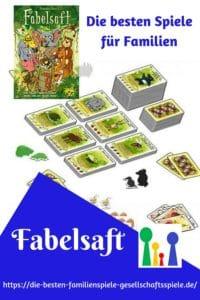 Fabelsaft - die besten Familienspiele