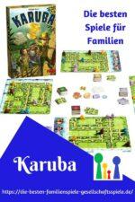 Karuba – Fairer Dschungel-Wettlauf