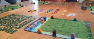 Karuba Spielaufbau - die besten Familienspielen