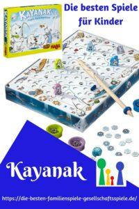 Kayanak - die besten Kinderspiele