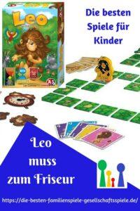 Leo muss zu Frisör - die besten Kinderspiele