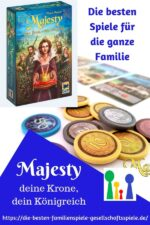 Majesty – Das Familienspiel mit Pokerchips