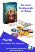 Majesty – Das Familienspiel mit Pokerchips