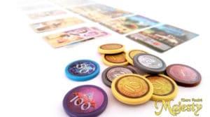 Majesty - Familinespiele mit edlen Pokerchips