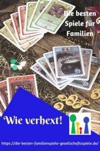Wie Verhext - die bestenFamilienspiele & Gesellschaftsspiele