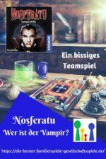 Nosferatu – Das Team-Spiel mit Biss