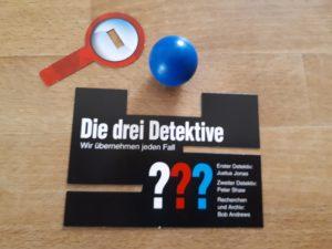 Exit Spiel - die ??? Haus der Rätsel - Escape Raum für Anfänger & Familien
