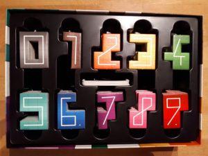 NMBR9 - Schachtel auf und losspielen