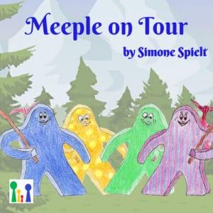 Meeple on Tour – verspielter Wettlauf durch tolle Blogs