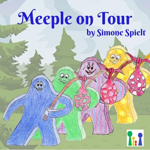 Meeple on Tour – Der Beginn einer spielerischen Blog-Reise