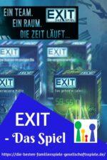 Exit – das Escape Room Spiel für zu Hause
