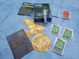 EXIT Das Spiel - Die vergessene Insel Spielinhalt