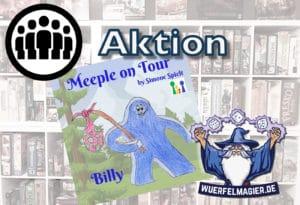 Blogreise Meeple On Tour by Simone Spielt beim Würfelmagier