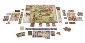 Great Western Trail - Spielszene