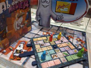 Spiele Neuheiten der Spielwarenmesse 2019 - Ab durch die Mauer