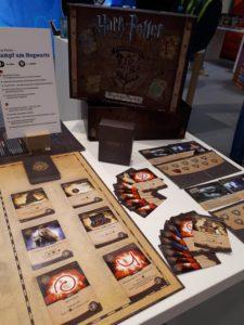 Spiele Neuheiten der Spielwarenmesse 2019 - Harry Potter Hogwarts Battle