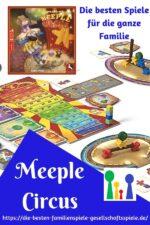 Applaus, Applaus für den Meeple Circus