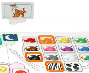 Concept Kids - Tiere beschreiben mit Bildern