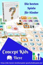 Concept Kids Tiere – Beschreiben mit Bildern