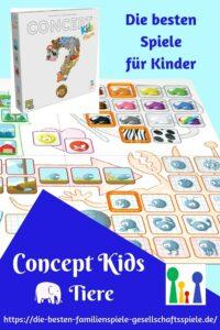 Concept Kids Tiere - die besten Kinderspiele