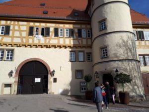 Spielend für Toleranz Spielenachmittag im Schloss Deufringen