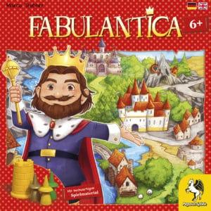 Nominiert zu Kinderspiel des Jahres 2019 - Fabulantica