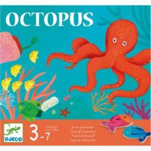 Kinderspiel des Jahres 2019 Empfehlungsliste - Octopus